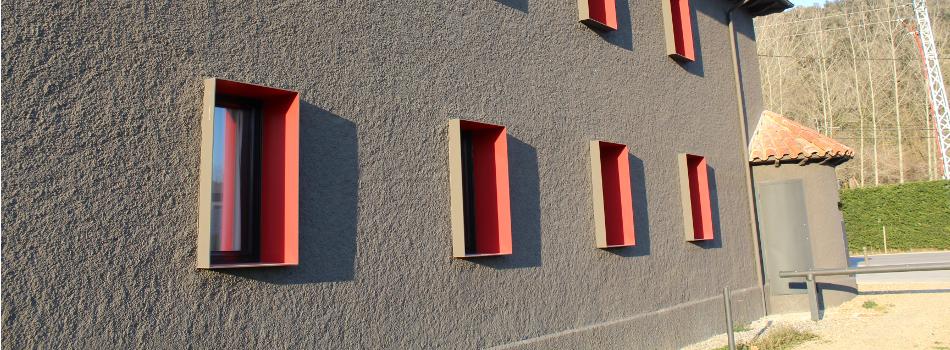Marcs finestra Sant Esteve d'en Bas