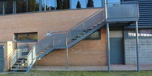 Escales interiors i exteriors