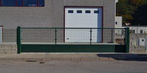 Portals de ferro, inox, galvanitzat i corten